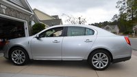 Picture of 2013 Lincoln MKS Sedan, exterior