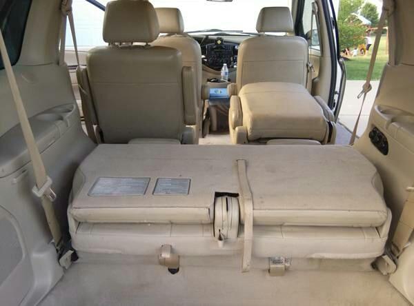 Picture of 2001 Mazda MPV ES, interior