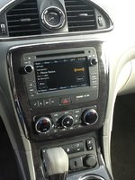 Picture of 2016 Buick Enclave Leather AWD, interior