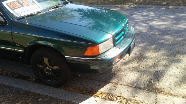 Picture of 1993 Dodge Spirit 4 Dr ES Sedan