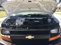 Picture of 2008 Chevrolet Express Cargo 3500 Ext., engine