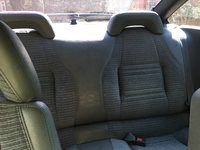 Picture of 1995 Subaru SVX 2 Dr L AWD Coupe, interior