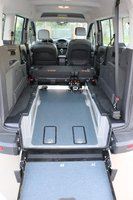 Picture of 2016 Ford Transit Connect Wagon XL w/ Rear Liftgate, interior