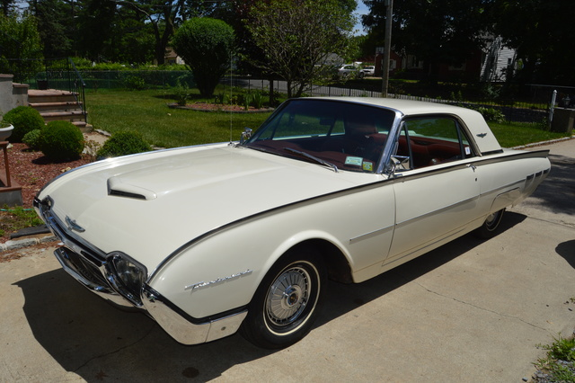 Picture of 1962 Ford Thunderbird
