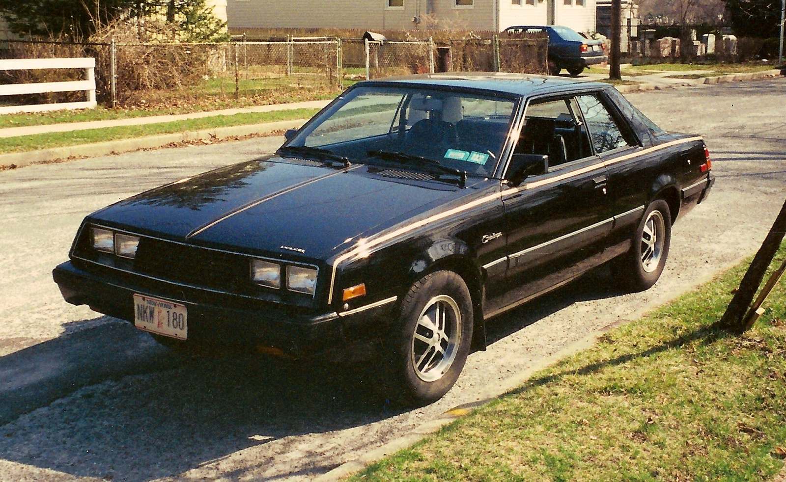 1982 Dodge Challenger Overview Cargurus