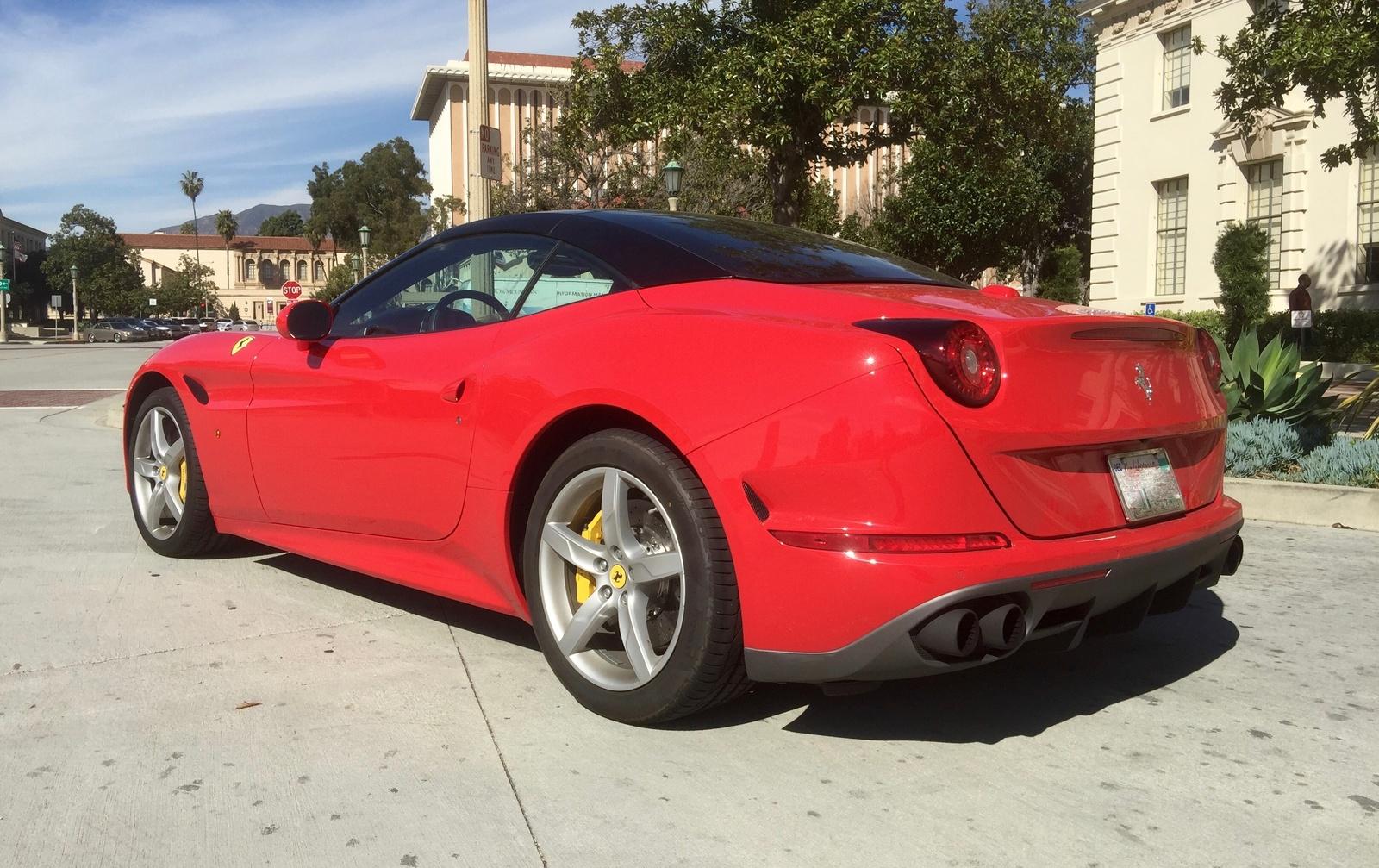 2017 Ferrari California T - Overview - CarGurus