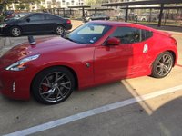 Picture of 2015 Nissan 370Z Sport Tech, exterior