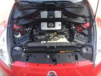 Picture of 2015 Nissan 370Z Sport Tech, engine