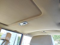 Picture of 1987 Jeep Grand Wagoneer 4 Dr STD 4WD SUV, interior