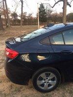 Picture of 2016 Chevrolet Cruze LS, exterior