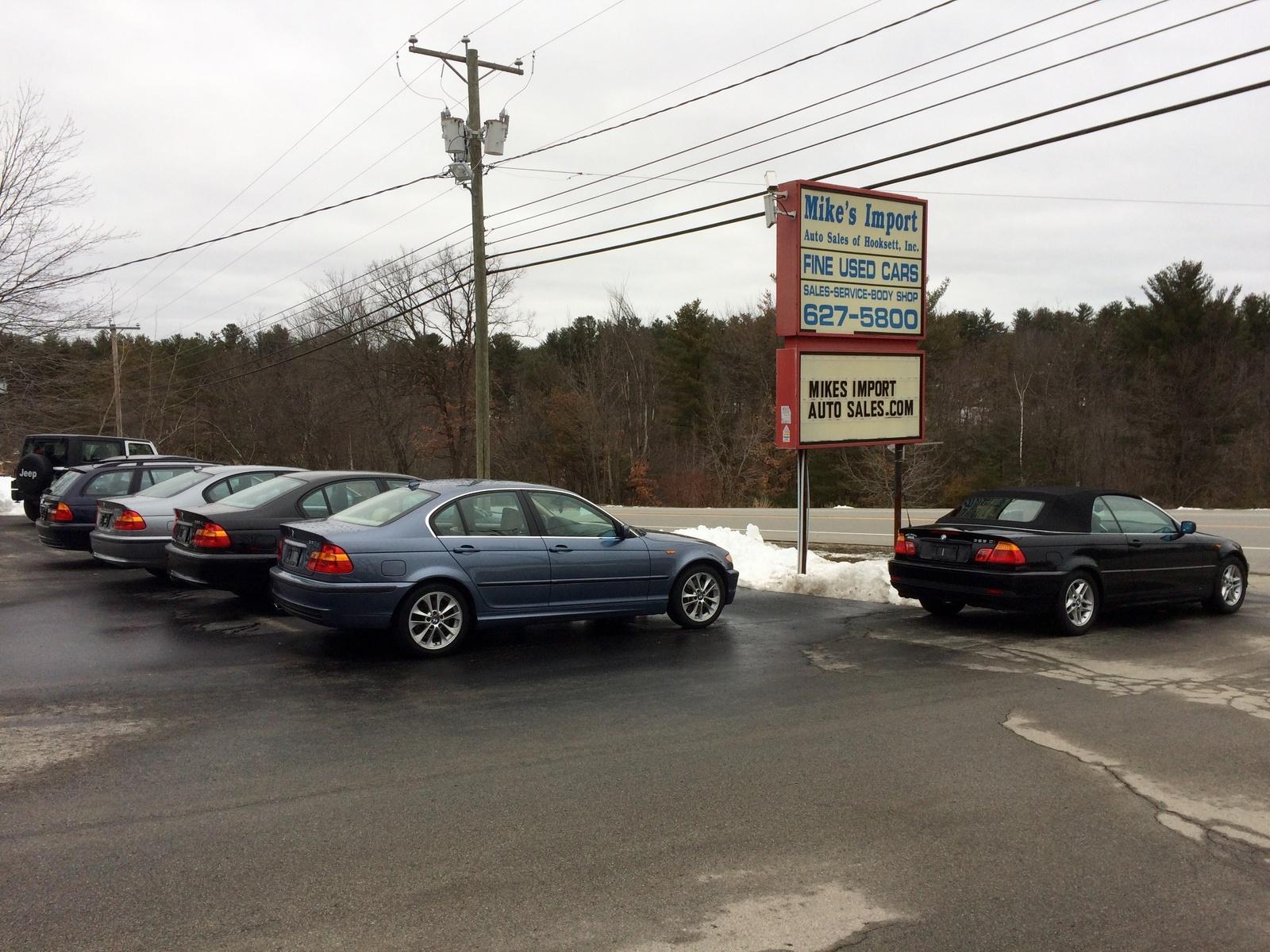 Audi Dealers In Ma >> Mike's Import A/S of Hooksett - Hooksett, NH: Read ...
