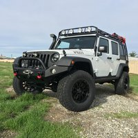 Picture of 2017 Jeep Wrangler Willys Wheeler, exterior