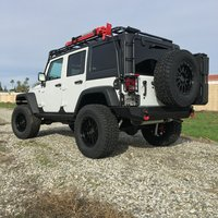 Picture of 2017 Jeep Wrangler Willys Wheeler, exterior, gallery_worthy