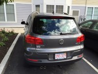 Picture of 2015 Volkswagen Tiguan SEL 4Motion, exterior