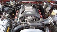 Picture of 2001 Isuzu VehiCROSS 2 Dr STD 4WD SUV, engine