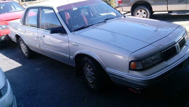 Picture of 1991 Oldsmobile Cutlass Ciera 4 Dr S Sedan, exterior, gallery_worthy