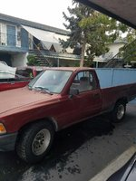 Picture of 1990 Toyota Pickup 2 Dr STD Standard Cab SB, exterior