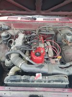 Picture of 1990 Toyota Pickup 2 Dr STD Standard Cab SB, engine