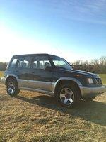 Picture of 1997 Suzuki Sidekick 4 Dr Sport JLX 4WD SUV, exterior