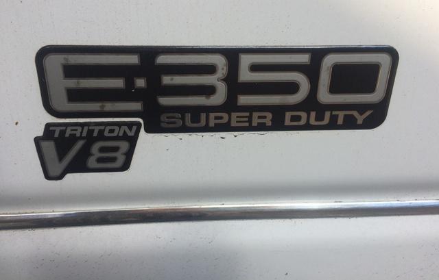 Picture of 2003 Ford E-Series Cargo E-350 Super Duty, exterior