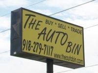 The Auto Bin logo
