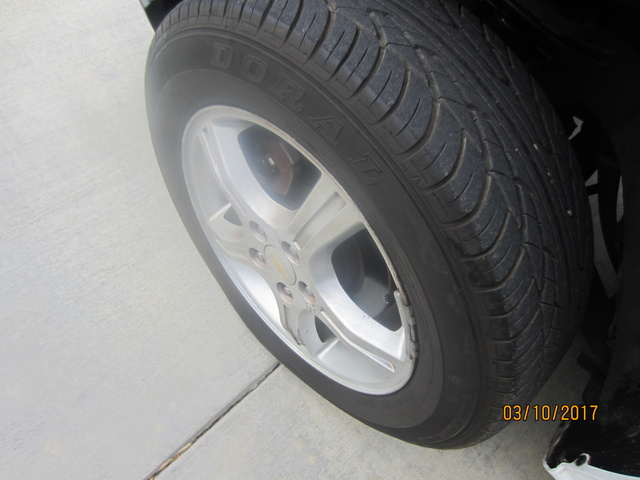 Picture of 2005 Chevrolet Uplander Base
