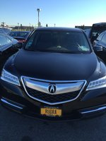 Picture of 2015 Acura MDX AWD, exterior