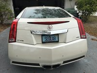 Picture of 2014 Cadillac CTS Coupe Base AWD, exterior