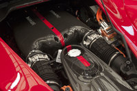 Picture of 2015 Ferrari LaFerrari Coupe, engine