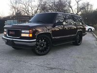 Picture of 1997 GMC Yukon SLE, exterior