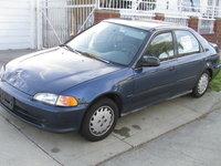 Picture of 1995 Honda Civic DX, exterior