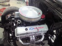 Picture of 1955 Chevrolet Bel Air Base, engine, gallery_worthy