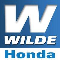Wilde Honda logo