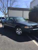Picture of 1998 Audi A8 Base, exterior
