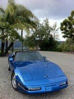 Picture of 1991 Chevrolet Corvette Coupe, exterior