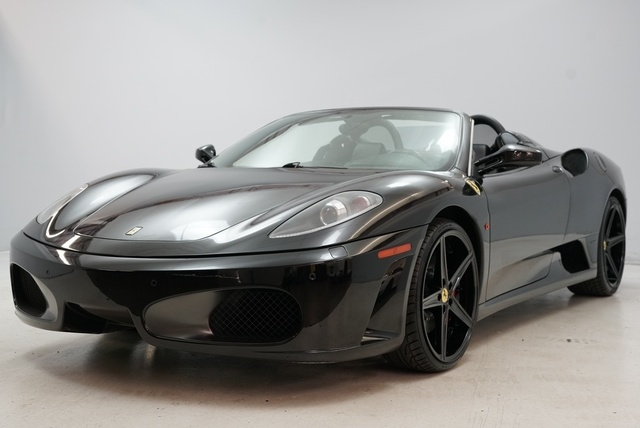 Picture of 2007 Ferrari F430 Spider F1 Spider