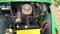 Picture of 1971 Jeep CJ5, engine