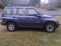 Picture of 1998 Chevrolet Tracker 4-Door 4WD, exterior, gallery_worthy