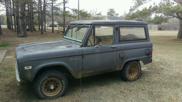 Picture of 1977 Ford Bronco
