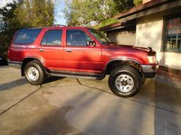 Picture of 1993 Toyota 4Runner 4 Dr SR5 4WD SUV, exterior