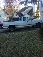 Picture of 1994 Ford F-250 2 Dr XLT 4WD Extended Cab LB, interior