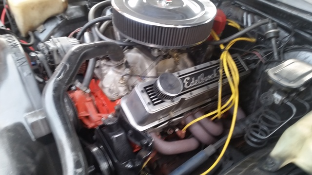 Picture of 1981 Chevrolet Impala 2 Dr Coupe, engine