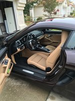 Picture of 2016 Porsche Cayman Base, interior