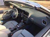 Picture of 2017 Audi A5 2.0T quattro Sport Cabriolet, interior