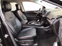 Picture of 2016 Ford Edge Titanium AWD, interior