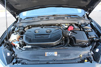 Picture of 2015 Ford Fusion Titanium AWD, engine