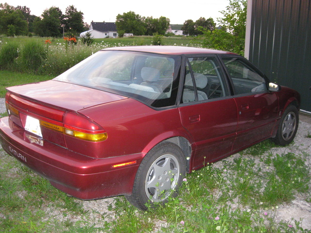 Picture of 1994 Saturn S-Series 4 Dr SL Sedan