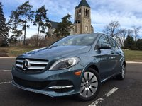 2014 Mercedes-Benz B-Class Overview