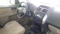Picture of 2008 Suzuki SX4 Sport Base, interior