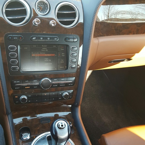 Bentley Continental Gt Base Pic X on 2005 Bentley Continental Gt W12 Awd